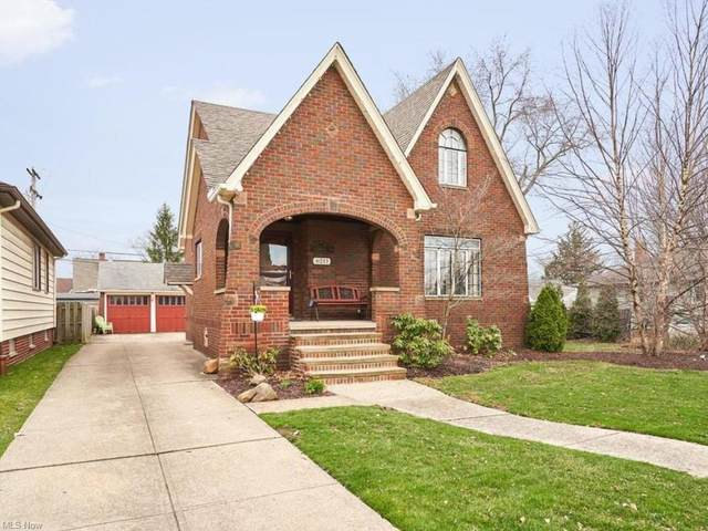6211 Thornton Drive, Parma, OH 44129 (MLS #4275368) :: RE/MAX Edge Realty