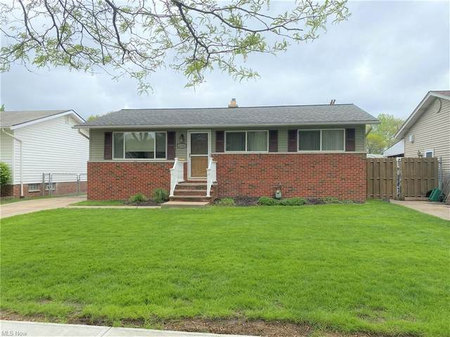 4584 Admiral Drive, Cleveland, OH 44109 (MLS #4275401) :: The Kaszyca Team