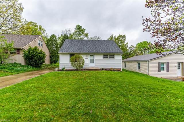 2295 Brooklyn Avenue SW, Canton, OH 44706 (MLS #4275403) :: Select Properties Realty