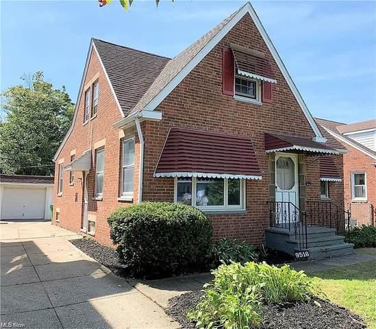 9516 Bohning Drive, Garfield Heights, OH 44125 (MLS #4275425) :: RE/MAX Edge Realty