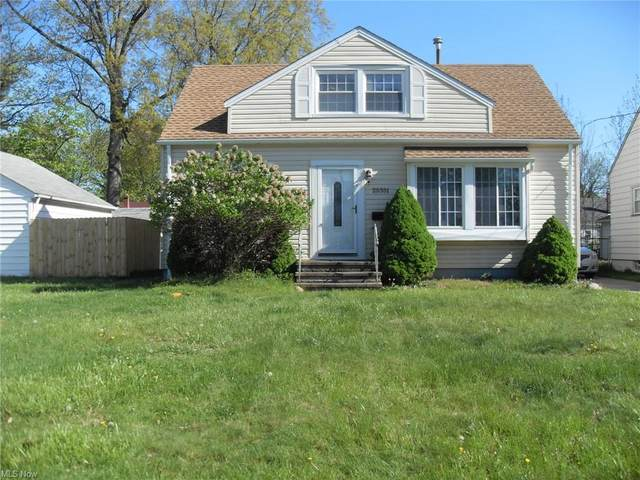 25351 Farringdon Avenue, Euclid, OH 44132 (MLS #4275438) :: RE/MAX Trends Realty