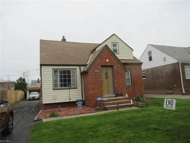 4185 Lambert Road, South Euclid, OH 44121 (MLS #4275452) :: TG Real Estate