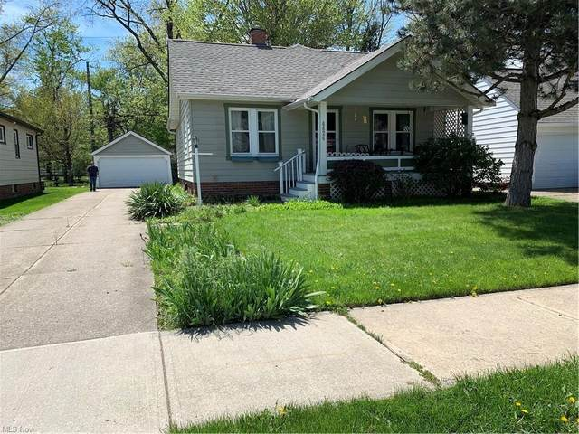 4424 Adrian Road, South Euclid, OH 44121 (MLS #4275455) :: Select Properties Realty