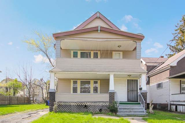 11420 Continental Avenue, Cleveland, OH 44104 (MLS #4275507) :: The Kaszyca Team