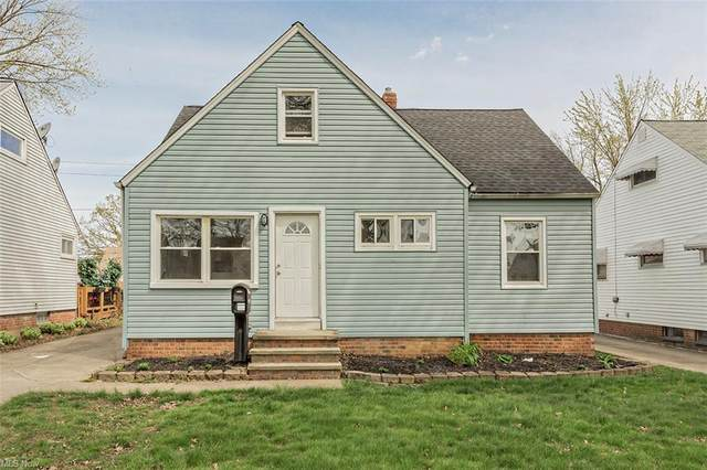 12105 Woodward Boulevard, Garfield Heights, OH 44125 (MLS #4275521) :: The Jess Nader Team | RE/MAX Pathway