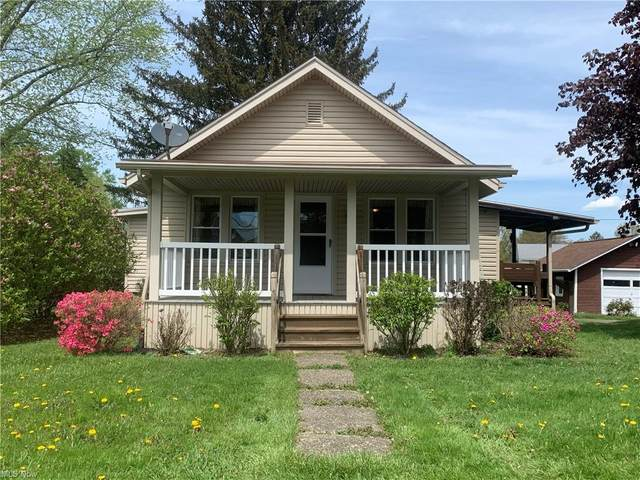 4877 Tallmadge Road, Rootstown, OH 44272 (MLS #4275541) :: Select Properties Realty