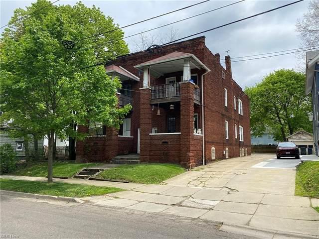 105 Dodge Avenue, Akron, OH 44302 (MLS #4275546) :: Keller Williams Legacy Group Realty