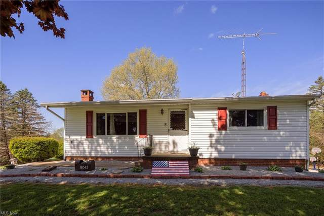 10545 Mapleton Street SE, East Canton, OH 44730 (MLS #4275599) :: RE/MAX Trends Realty