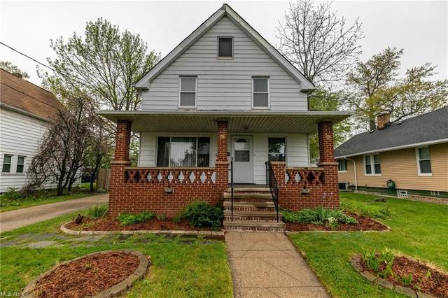 5110 Behrwald Avenue, Cleveland, OH 44144 (MLS #4275613) :: The Kaszyca Team