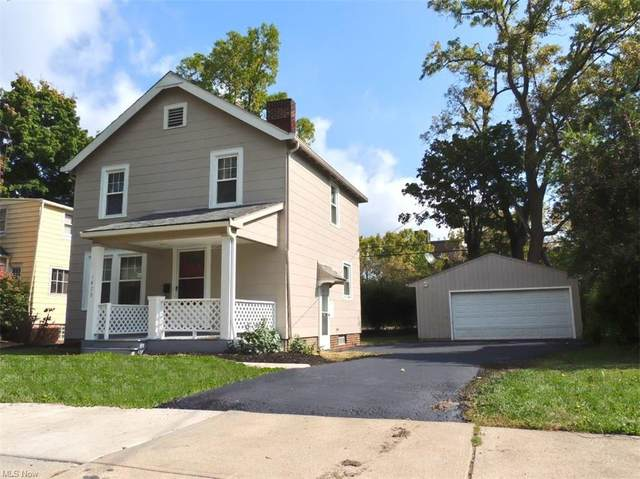 1479 S Noble Road, Cleveland Heights, OH 44121 (MLS #4275714) :: Select Properties Realty