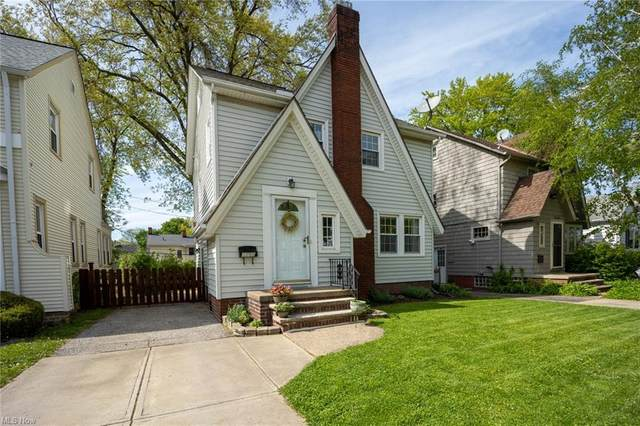 3452 Tuttle Avenue, Cleveland, OH 44111 (MLS #4275796) :: RE/MAX Edge Realty