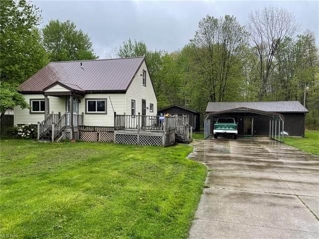 5310 New Milford Road, Ravenna, OH 44266 (MLS #4275798) :: Select Properties Realty