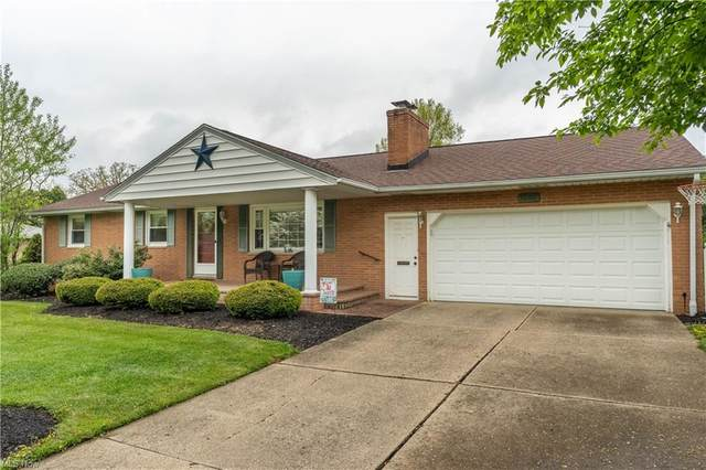 2150 Ridgecrest Drive NW, Massillon, OH 44646 (MLS #4275828) :: Tammy Grogan and Associates at Cutler Real Estate