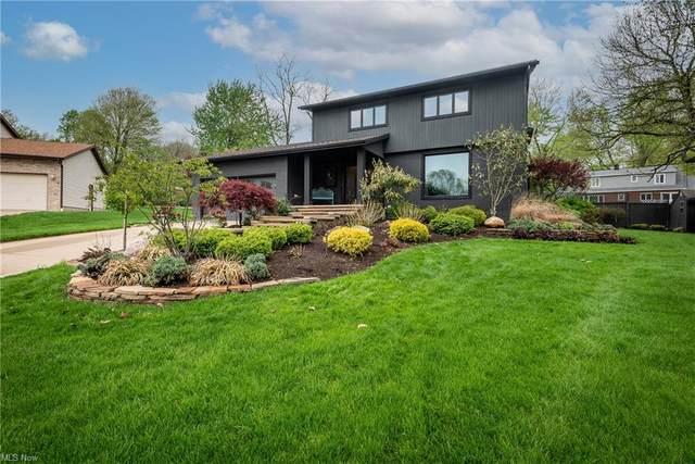 4658 Windsor Circle NE, Canton, OH 44714 (MLS #4275834) :: RE/MAX Edge Realty