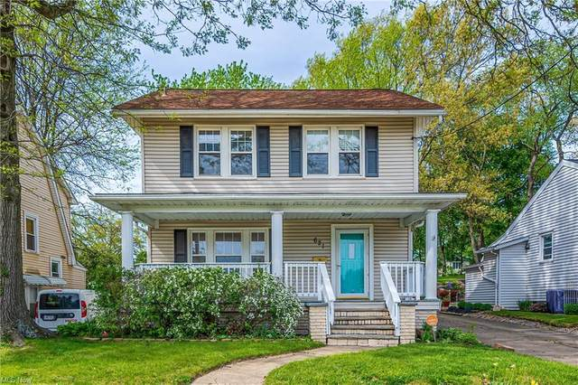 621 23rd Street NW, Canton, OH 44709 (MLS #4275848) :: TG Real Estate