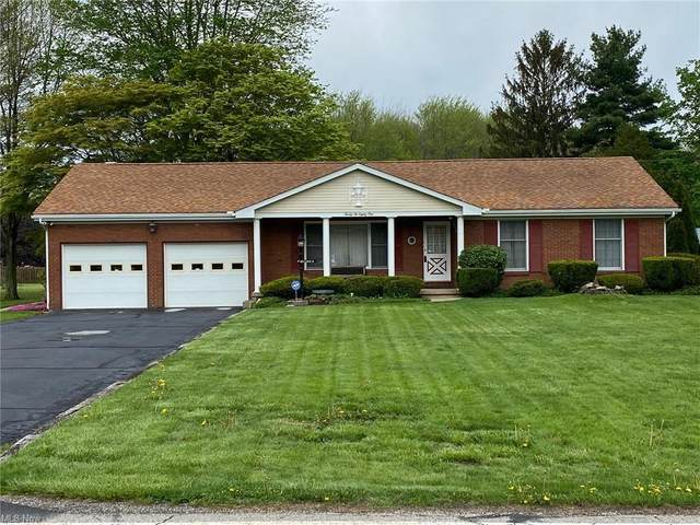2281 Howland Wilson Road NE, Warren, OH 44484 (MLS #4275860) :: The Kaszyca Team