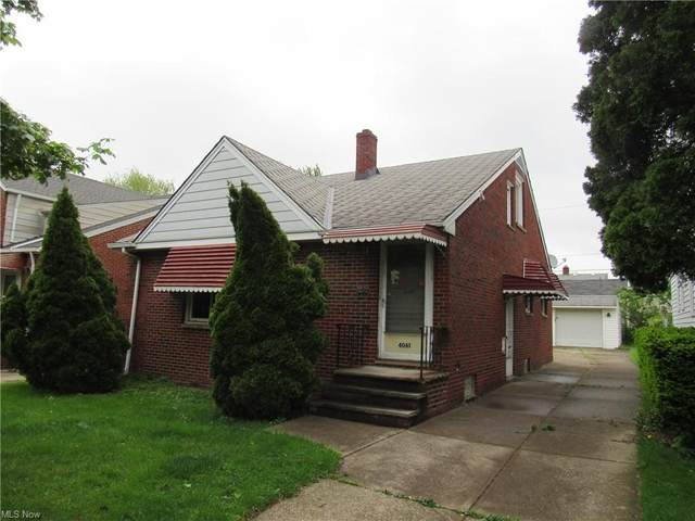 4061 W 50th Street, Cleveland, OH 44144 (MLS #4275894) :: TG Real Estate