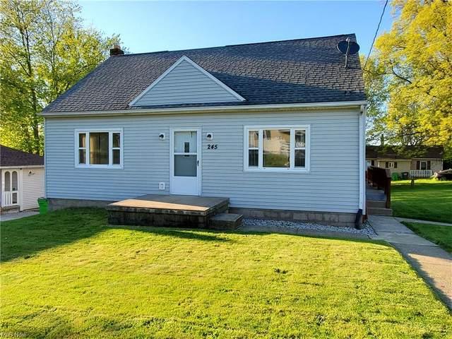 245 E Lake Avenue, Barberton, OH 44203 (MLS #4275896) :: Keller Williams Legacy Group Realty