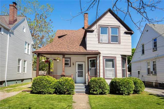 1589 Coutant Avenue, Lakewood, OH 44107 (MLS #4275921) :: Keller Williams Chervenic Realty