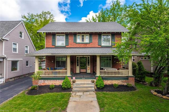 3037 E Overlook Road, Cleveland Heights, OH 44118 (MLS #4275944) :: The Holly Ritchie Team