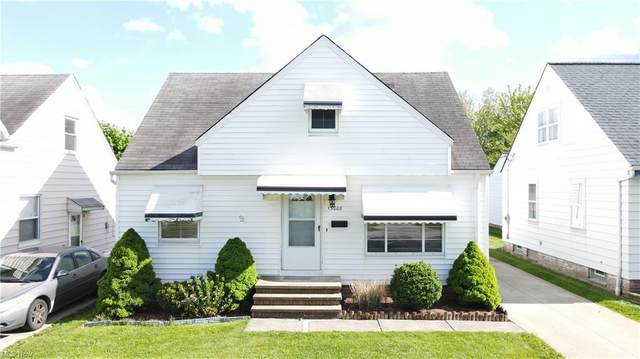 13008 Orme Road, Garfield Heights, OH 44125 (MLS #4275992) :: The Crockett Team, Howard Hanna