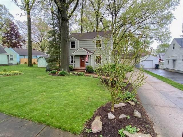 412 Belvedere, Warren, OH 44483 (MLS #4276005) :: RE/MAX Edge Realty
