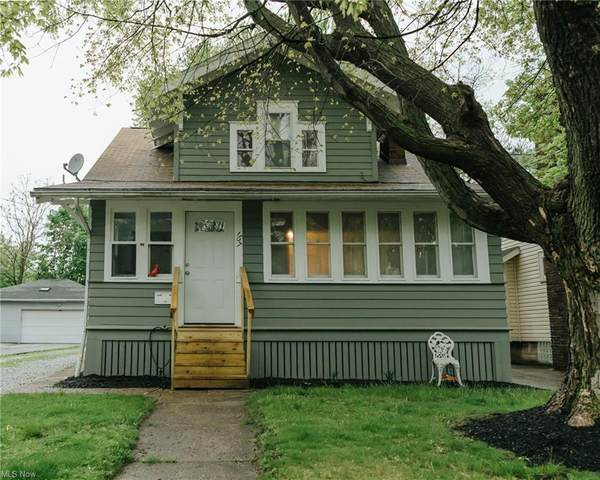 167 Ido Avenue, Akron, OH 44301 (MLS #4276030) :: The Holly Ritchie Team