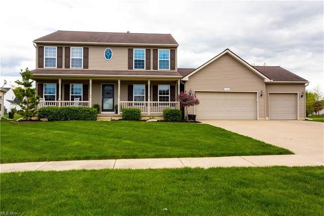 5193 Ravenway Drive, North Ridgeville, OH 44039 (MLS #4276123) :: The Art of Real Estate