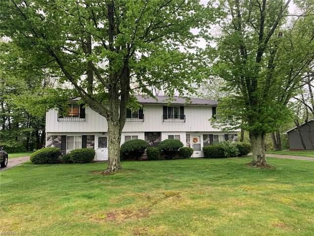 6180 Island Drive NW, Canton, OH 44718 (MLS #4276225) :: RE/MAX Edge Realty