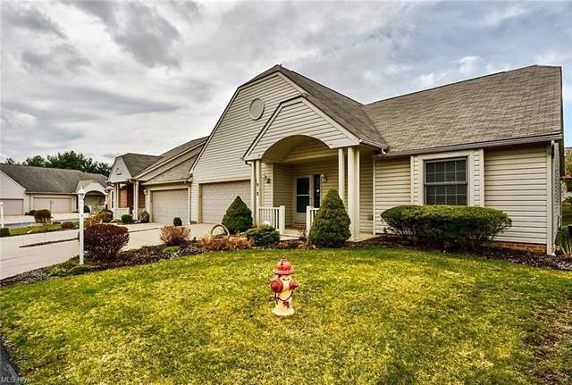 912 Shackleton Drive, Canal Fulton, OH 44614 (MLS #4276241) :: RE/MAX Edge Realty