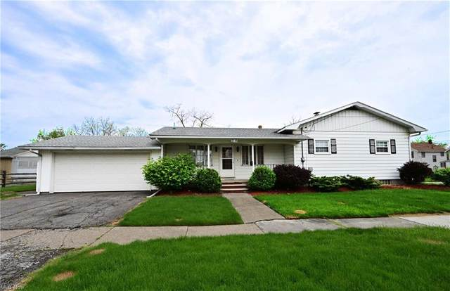 2110 Hamilton Avenue, Lorain, OH 44052 (MLS #4276248) :: RE/MAX Edge Realty