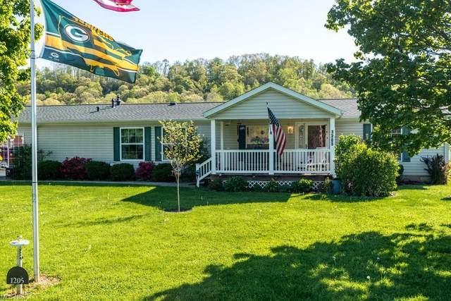 1205 Pauls Lane, Zanesville, OH 43701 (MLS #4276287) :: Select Properties Realty