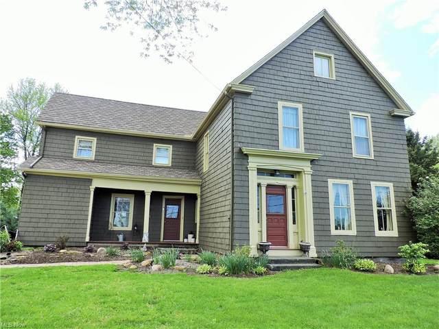 5824 Stoney Ridge Road, North Ridgeville, OH 44039 (MLS #4276306) :: The Art of Real Estate
