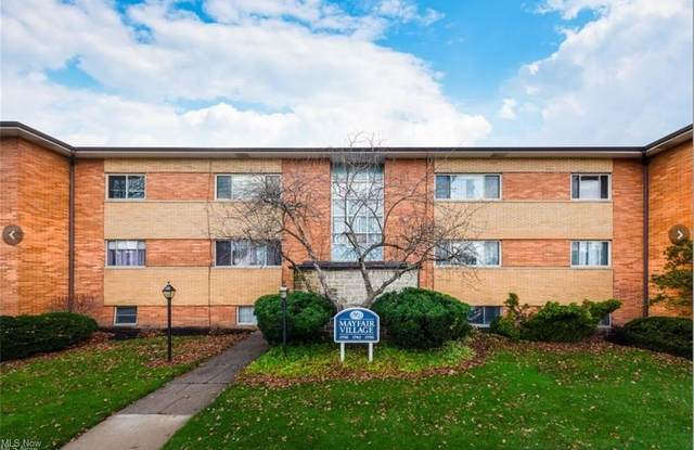 1736 Wagar Road #203, Rocky River, OH 44116 (MLS #4276348) :: The Art of Real Estate