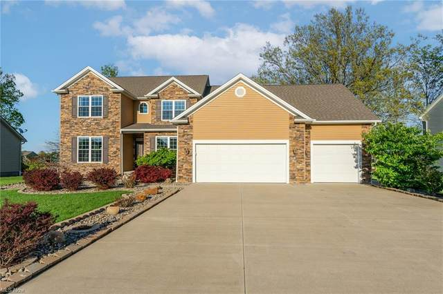 31 Woodland Run, Canfield, OH 44406 (MLS #4276349) :: The Art of Real Estate
