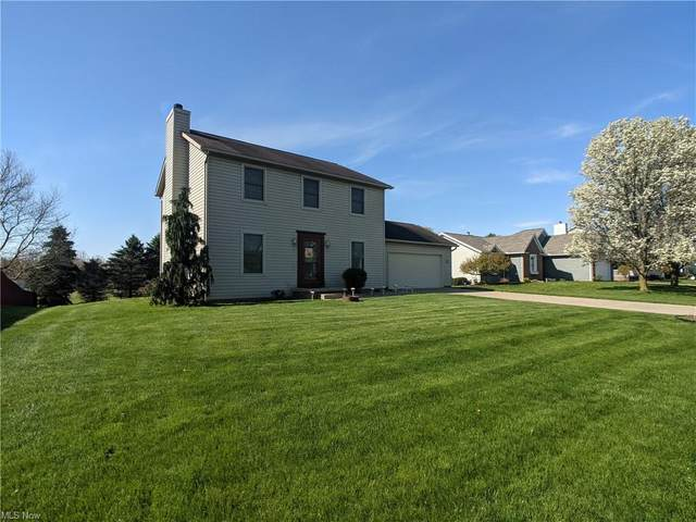 404 Rodeo Circle, Louisville, OH 44641 (MLS #4276372) :: Tammy Grogan and Associates at Cutler Real Estate