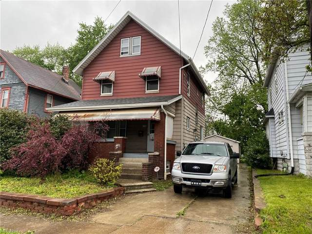 548 Inman Street, Akron, OH 44306 (MLS #4276387) :: TG Real Estate