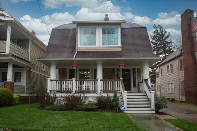 1284 Cranford Avenue, Lakewood, OH 44107 (MLS #4276395) :: The Art of Real Estate