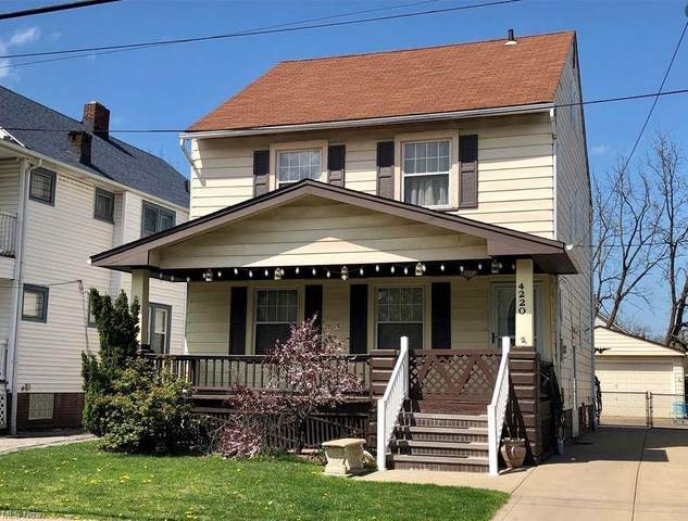 4220 Gifford Avenue, Cleveland, OH 44109 (MLS #4276397) :: The Kaszyca Team