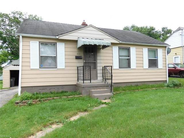 823 Cambridge Avenue, Youngstown, OH 44502 (MLS #4276415) :: TG Real Estate