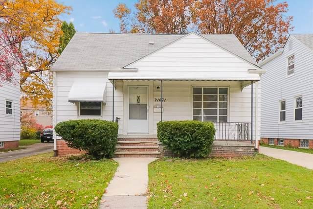21671 Morris Avenue, Euclid, OH 44123 (MLS #4276440) :: TG Real Estate