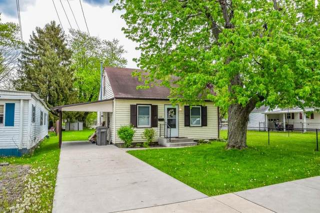 314 Lennox Avenue NW, Massillon, OH 44646 (MLS #4276469) :: RE/MAX Edge Realty