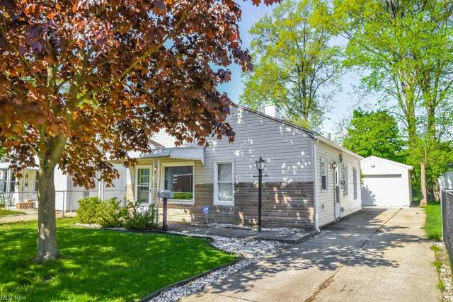 1266 Inman Street, Akron, OH 44306 (MLS #4276480) :: RE/MAX Edge Realty