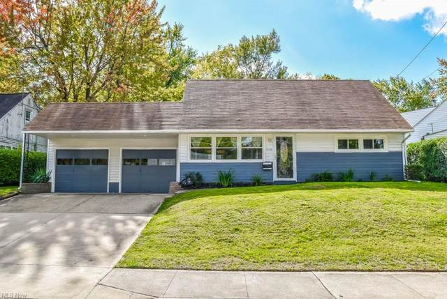 1116 41st Street NW, Canton, OH 44709 (MLS #4276482) :: RE/MAX Edge Realty