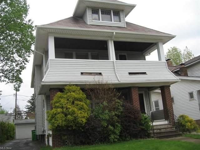 4883 E 108 Street, Garfield Heights, OH 44125 (MLS #4276496) :: The Kaszyca Team