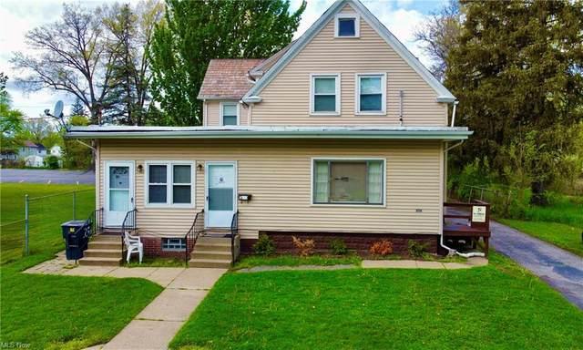 356 North Street NW, Warren, OH 44443 (MLS #4276503) :: RE/MAX Trends Realty