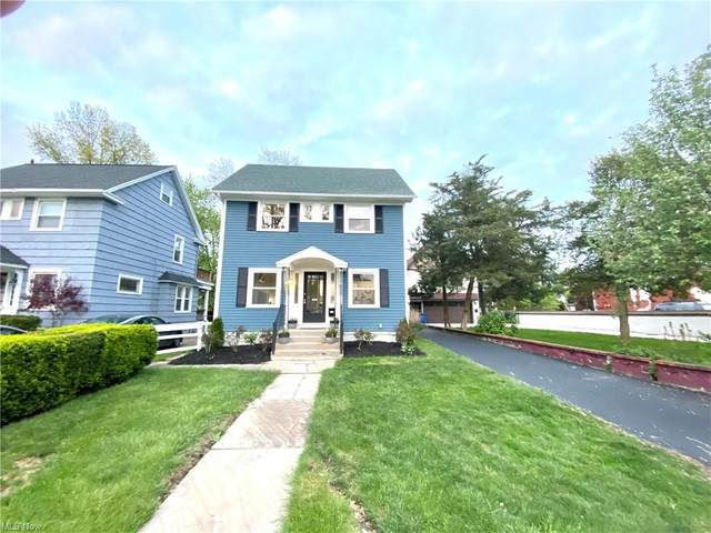 1675 Roosevelt Avenue, Lakewood, OH 44107 (MLS #4276546) :: The Art of Real Estate