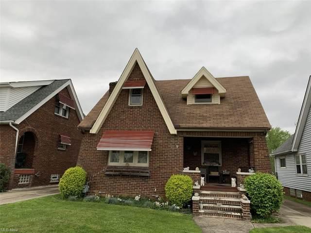 7520 Marlborough Avenue, Parma, OH 44129 (MLS #4276548) :: Keller Williams Chervenic Realty