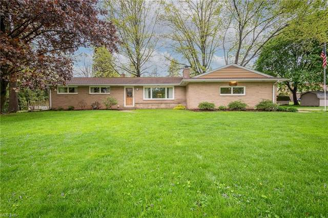 1585 Wilbur Drive NE, North Canton, OH 44720 (MLS #4276556) :: RE/MAX Edge Realty