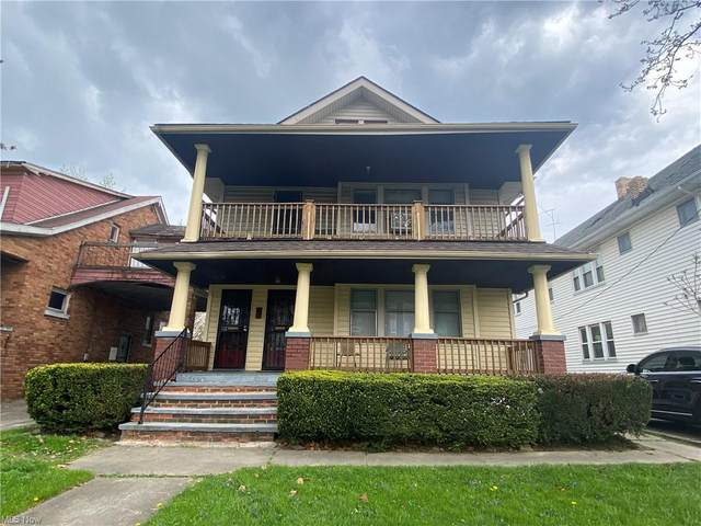 3526 E 146th Street, Cleveland, OH 44120 (MLS #4276577) :: Keller Williams Legacy Group Realty
